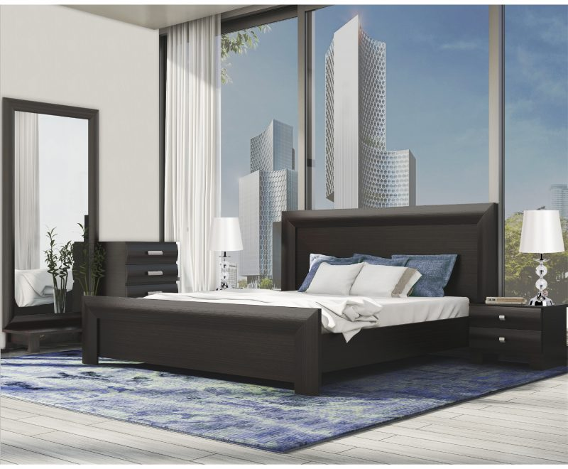חדר שינה אורבאני