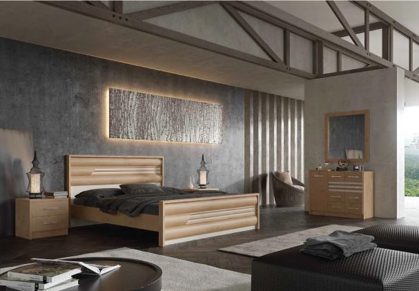 חדר שינה ערבה